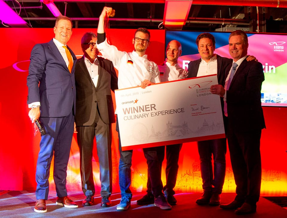 European Chefs Cup 2019 Winner Germany